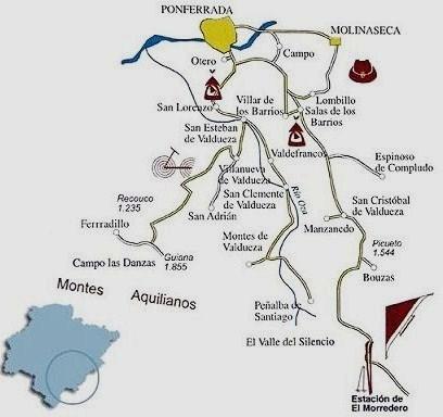 Los Montes Aquilianos: Rutas y naturaleza  (4/6)