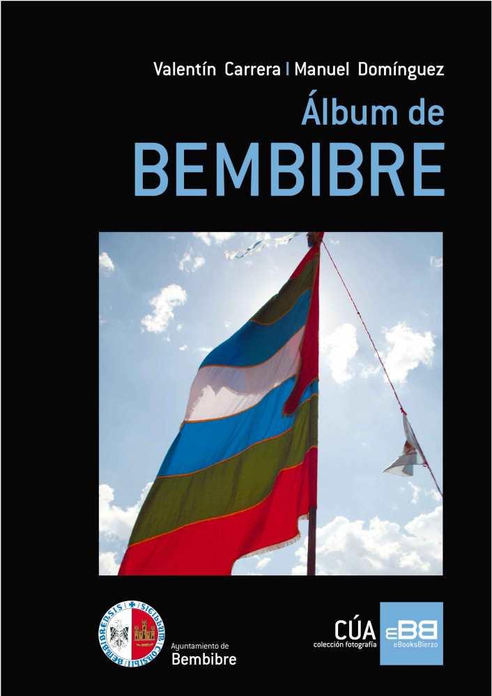 Álbum de Bembibre: nueva edición impresa y en ebook