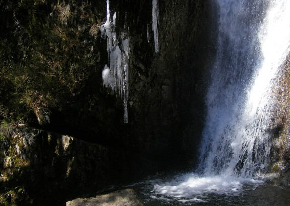Cascada de La Güalta