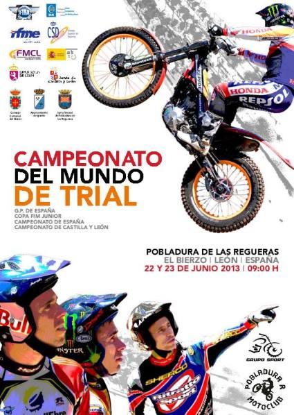 campeonato del  mundo trial