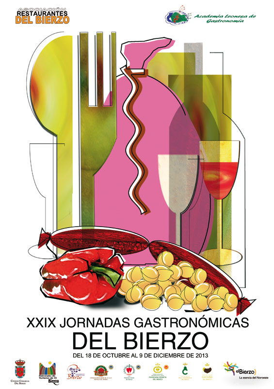 XXIX Jornadas Gastronómicas del Bierzo  (1/2)