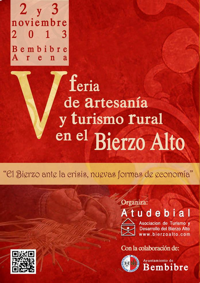 Programa de actividades de la V feria de Turismo Rural y Artesanía del Bierzo Alto (2/2)