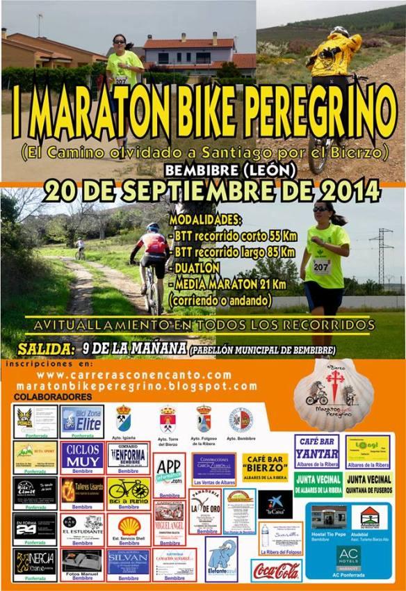 I Maratón Bike Peregrino