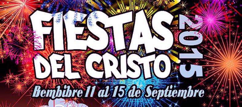 FIESTAS DEL CRISTO 2015 EN BEMBIBRE