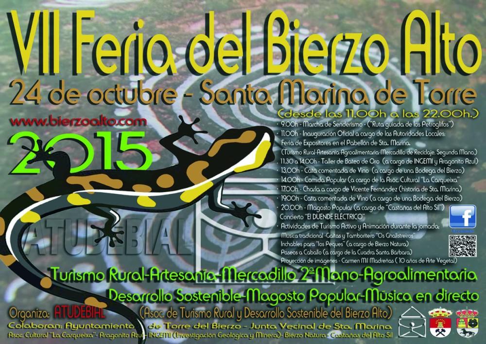 7ª FERIA DE TURISMO Y DESARROLLO DEL BIERZO ALTO (1/2)