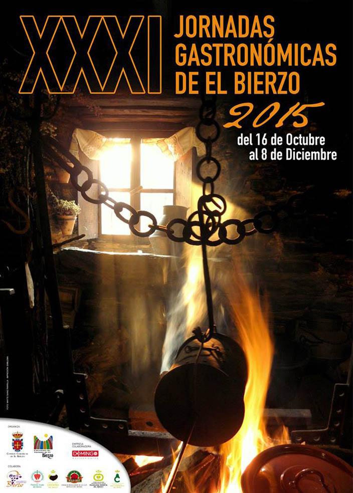 XXXI JORNADAS GASTRONÓMICAS DEL BIERZO - 2015 (1/2)