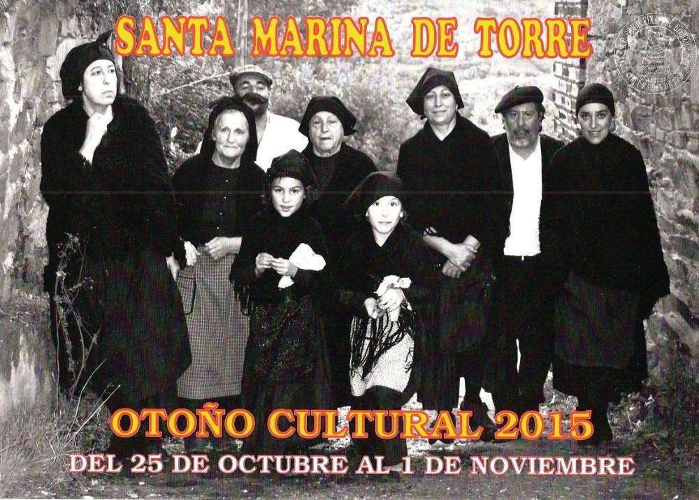 OTOÑO CULTURAL EN SANTA MARINA DE TORRE (1/2)